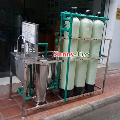 Máy lọc nước uống ngay công suất lớn D20HS-3