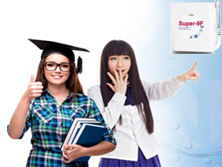 Giảm ngay 15% cho sinh viên khi mua máy lọc nước nano Sunny-Eco