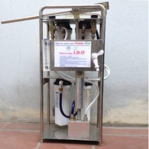 Máy lọc nước nano LD15 cho vùng sông nước