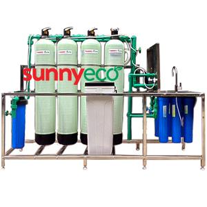 hệ thống lọc tổng sunny-eco