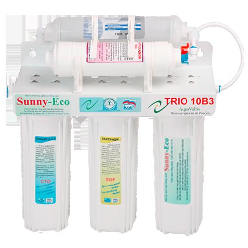 Máy lọc nước sinh hoạt Sunny-Eco Trio 10B3