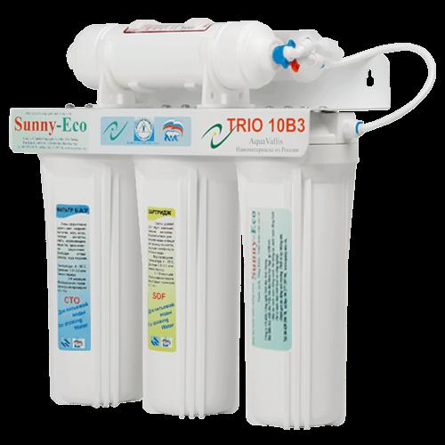 Máy lọc nước nano Trio 10B3
