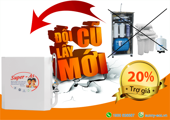 sua-may-loc-nuoc-hay-doi-may-loc-nuoc