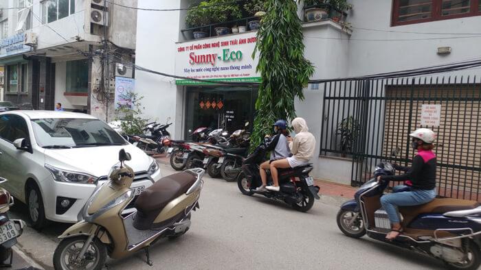 văn-phòng-công-ty-sunny-eco