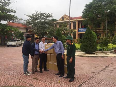 Sunny-Eco chung tay khắc phục hậu quả sau lũ tại Quảng Bình