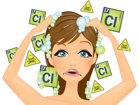 Tác hại và cách loại bỏ Clo dư thừa trong nước máy?