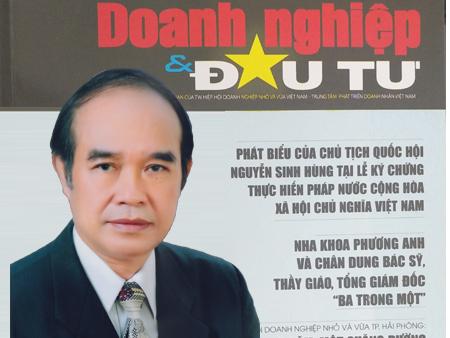"""PGS.TS HÀ LƯƠNG TÍN – Giám đốc công ty   """"TRĂN TRỞ VÌ NGUỒN NƯỚC SẠCH"""""""