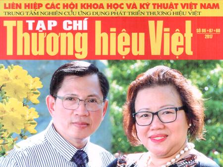Tạp chí thương hiệu Việt nói về máy lọc nước nano Sunny-Eco