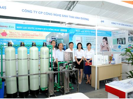 Thế nào là Hệ thống lọc nước nano Sunny-Eco công suất lớn D20HS