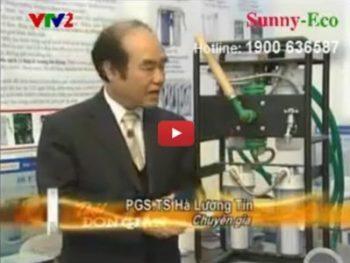 """""""7 ngày công nghệ – VTV2"""" nói về máy lọc nước nano Sunny-Eco"""