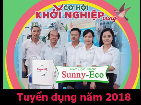 Sunny-Eco Thông báo tuyển dụng năm 2018