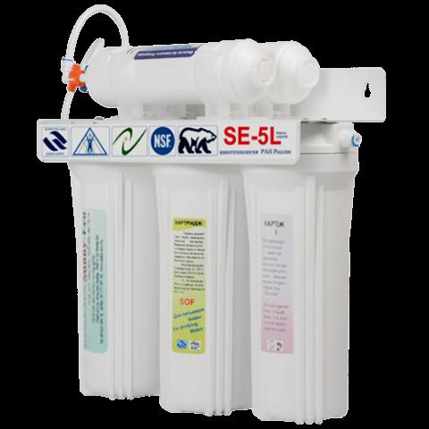 Máy-lọc-nước-gia-đình-nano-Sunny-Eco-SE-5L của nga