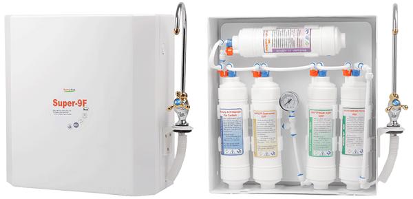 máy lọc nước uống trực tiếp nano Sunny-Eco Super-9F