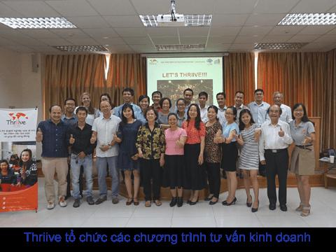 Thriive Hoa kỳ (USA) hỗ trợ vốn cho Sunny-Eco
