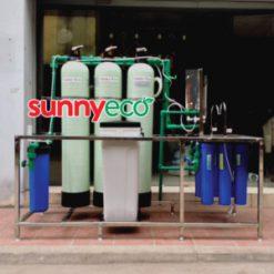 Hệ thống lọc nước nano Sunny-Eco D20HS-B