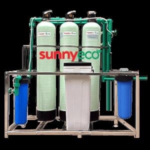 Hệ thống lọc nước giếng khoan Sunny Eco GK3C
