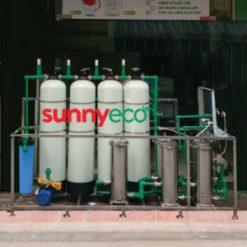 Hệ thống lọc nước uống trực tiếp công suất lớn D20HS-4