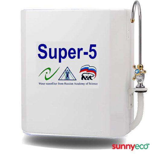 Máy lọc nước nano Sunny-Eco Super-5