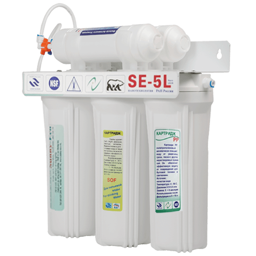 Máy lọc nước nano Sunny-Eco SE-5L
