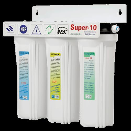 Máy lọc nước nano Sunny-Eco Trio10-Super