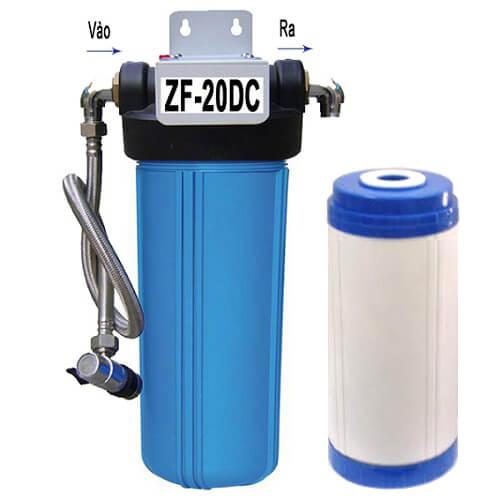 Thiết bị lọc nước cứng làm mềm nước Sunny-Eco ZF-20DC