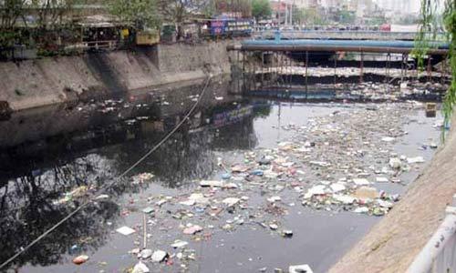 Ô nhiễm môi trường nước mặt