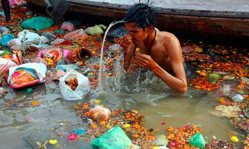 ô nhiễm môi trường nước ảnh hưởng đến con người