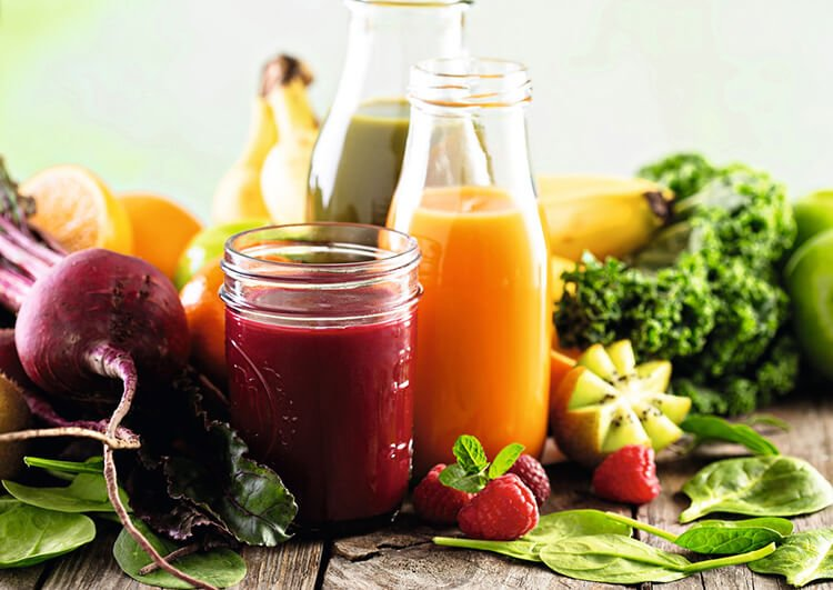 Các loại nước ép rau củ tốt nhất cho sức khỏe