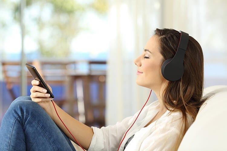 Cách giảm căng thẳng bằng nghe nhạc