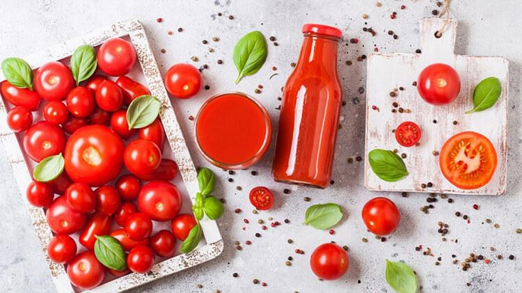 Nước ép cà chua là một trong các loại nước ép rau củ có lợi cho sức khỏe