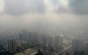 PM 2.5 và PM 10 trong không khí