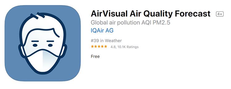 AirVisual có đáng tin hay không?