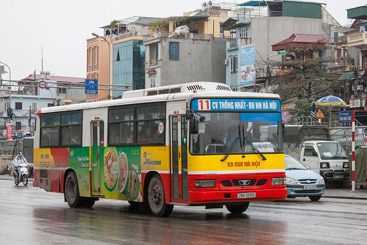 Biện pháp bảo vệ môi trường không khí bằng sử dụng phương tiện giao thông công cộng