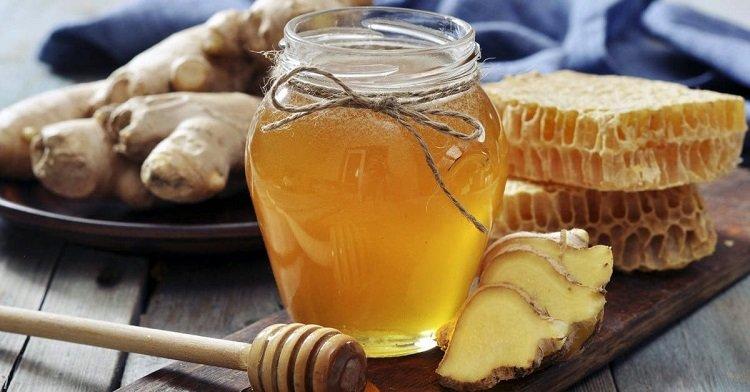 Điều trị viêm mũi do dị ứng bằng trà gừng mật ong