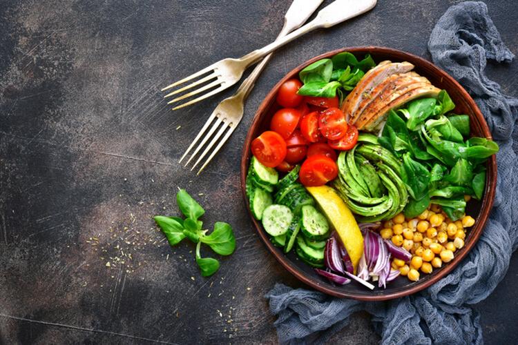 Cách giảm stress bằng ăn uống lành mạnh