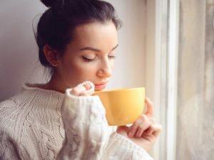Giảm stress bằng uống trà