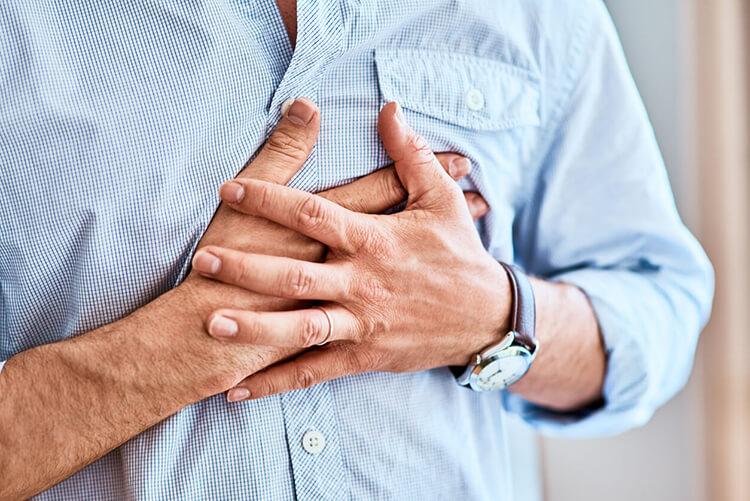 Ô nhiễm không khí gây ra các bệnh về tim mạch