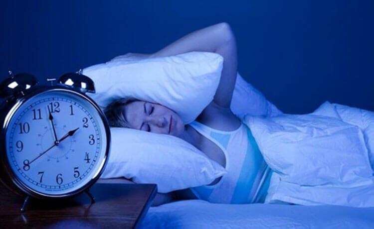 Bệnh mãn tính gây khó ngủ