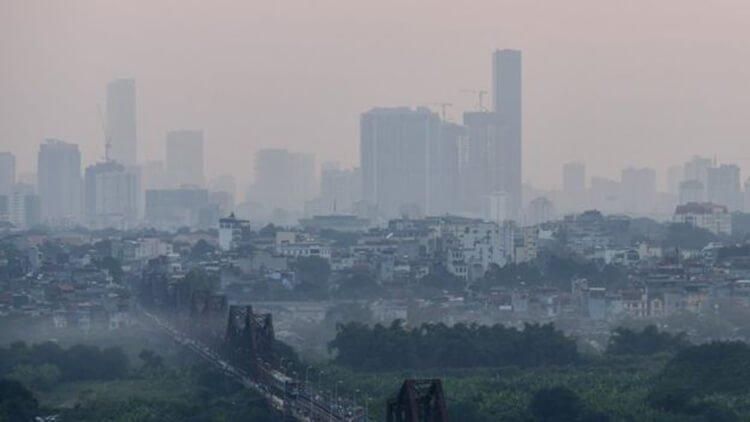 Hiện tượng nghịch nhiệt gây ô nhiễm không khí