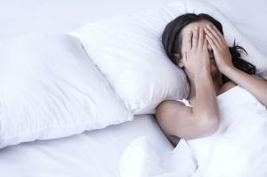 Giấc ngủ ngon bị ảnh hưởng