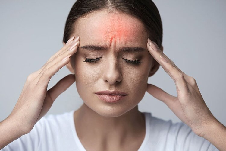 Ozone mặt đất gây đau nhức đầu