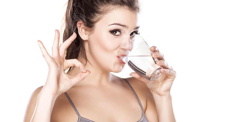 Vai trò của nước đối với làn da
