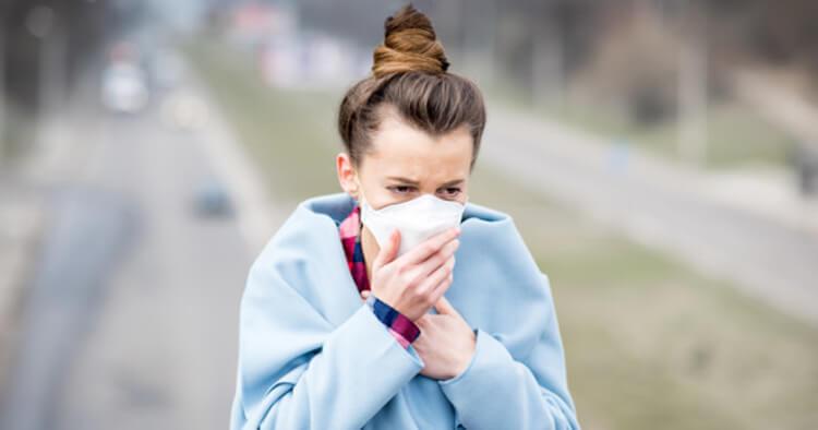 Ô nhiễm không khí gây hại cho da