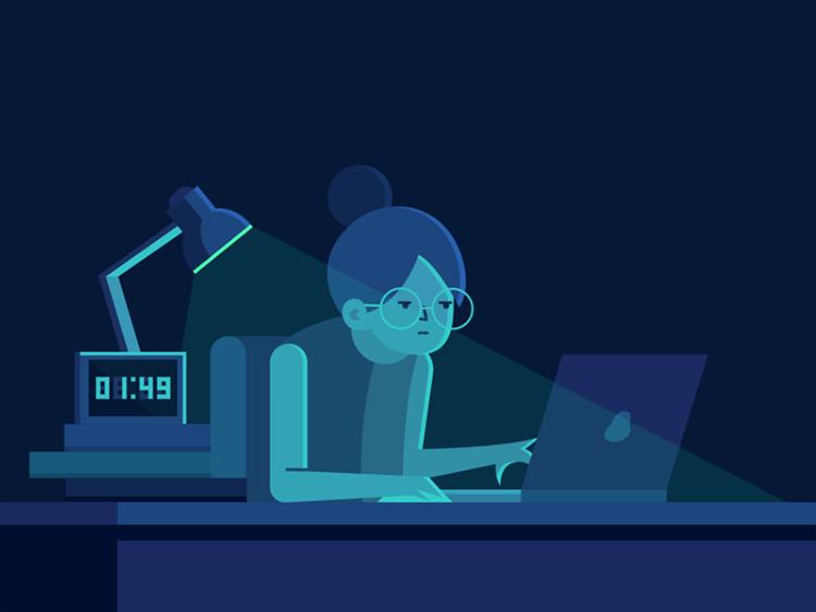 Thức khuya có hại gì đối với sức khỏe và sắc đẹp của bạn?
