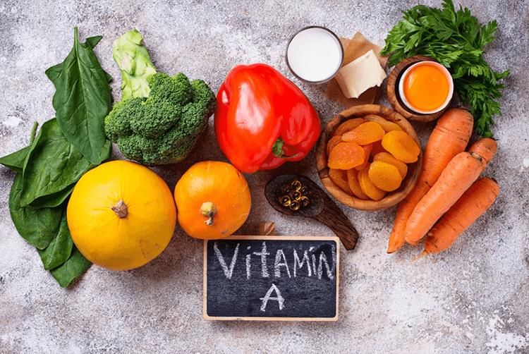 Vai trò của vitamin A với sức khỏe và sắc đẹp