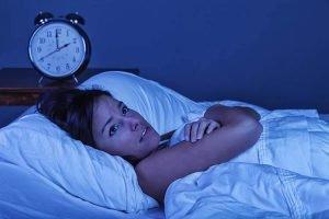 Khó ngủ được gây ra từ 5 nguyên nhân chính