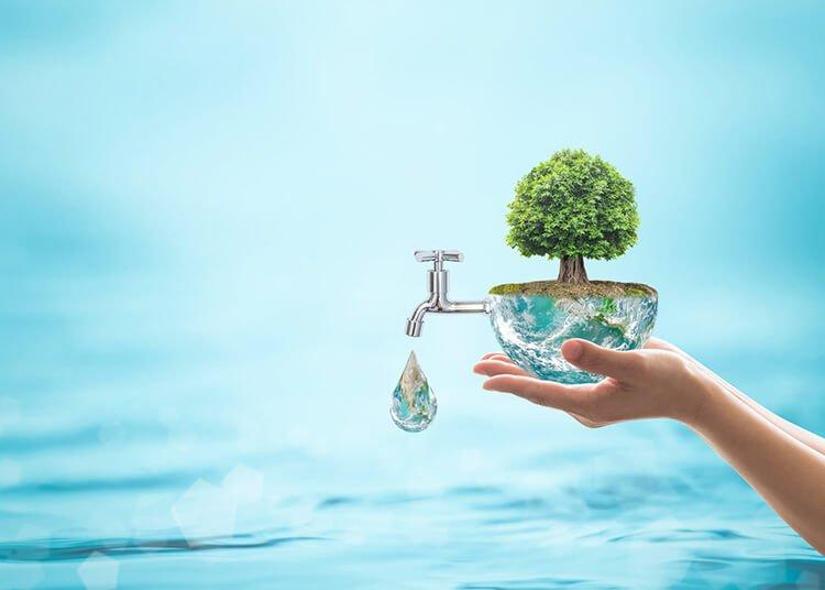 Bảo vệ môi trường bằng cách tiết kiệm nước