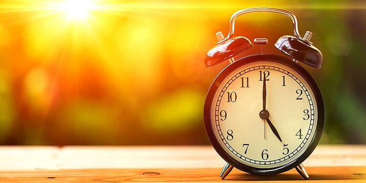 Cách dậy sớm bằng lên mục tiêu từ trước