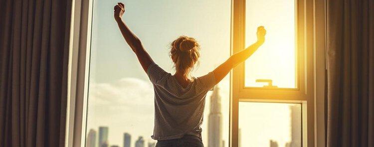 Cách dậy sớm đơn giản mà hiệu quả