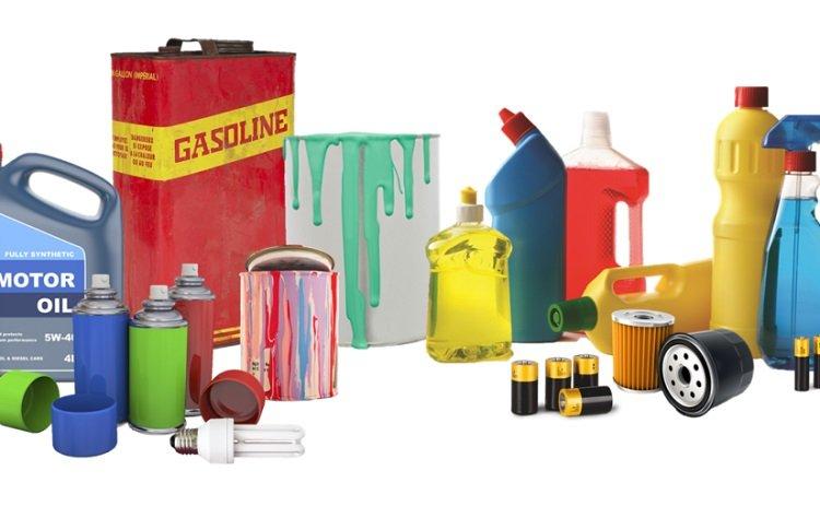 Có bao nhiêu loại chất thải nguy hại hiện nay?
